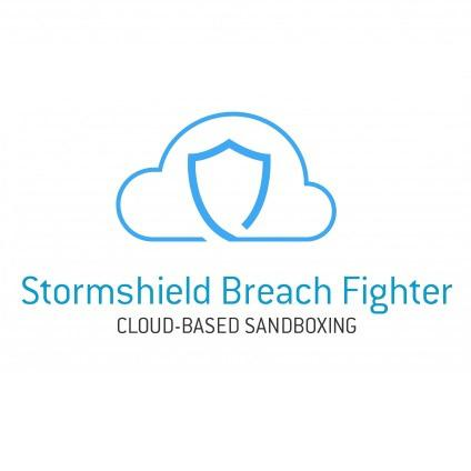 Stormshield Breach Fighter SN910 UTM előfizetéshez