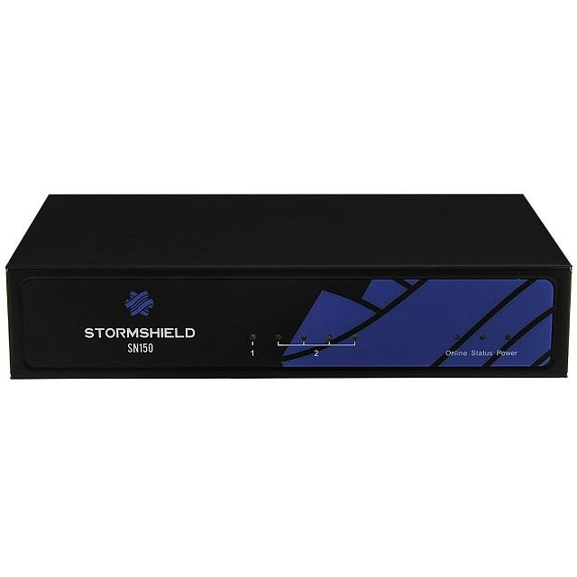 Stormshield SN150 hardveres EU tűzfal havidíjas BÉRLET Premium UTM előfizetéssel