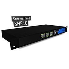 Stormshield SN510 hardveres EU tűzfal egy éves Premium UTM előfizetéssel
