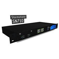 Stormshield SN710 hardveres EU tűzfal egy éves Premium UTM előfizetéssel