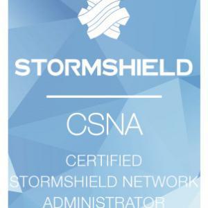 Certified Stormshield Administrator tréning