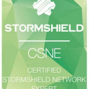 Certified Stormshield Expert (CSNE) tréning