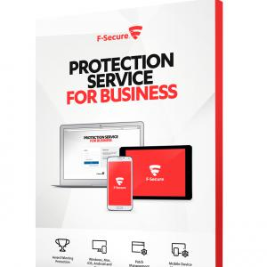 F-Secure PSB PREMIUM, Computer Protection, Server-, Mobile Security 5-24 felhasználóig 1 évre