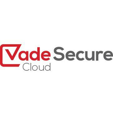 Vade Secure Cloud spamszűrő 1 postafiókra, 1 évre (500-999 felhasználó ársáv)