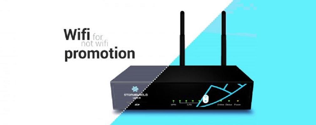 Stormshield Wi-Fi ak