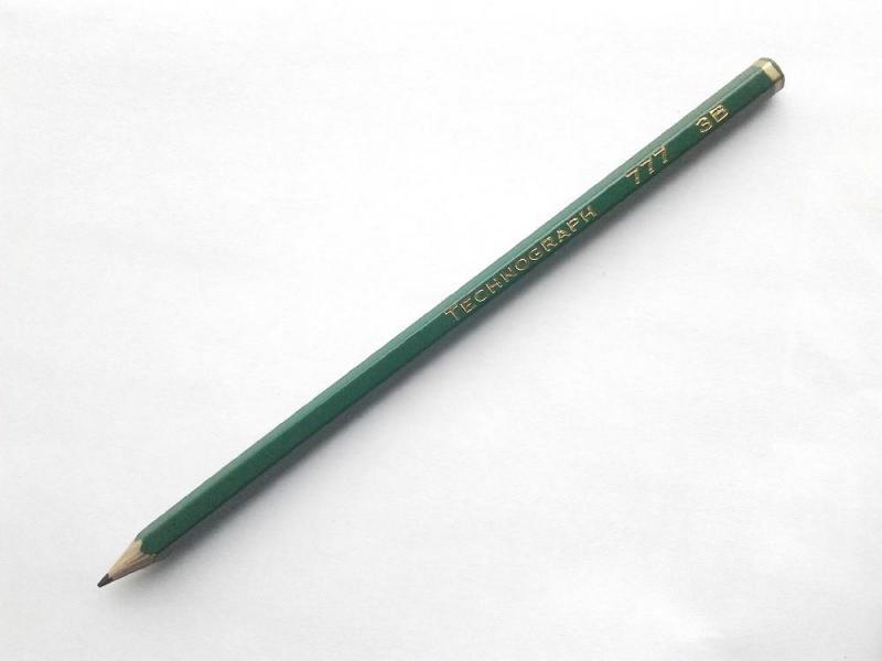 Grafit ceruza hatszögletü Technograph