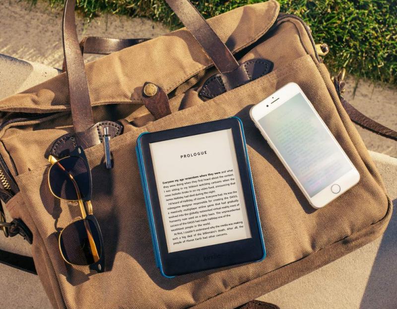 Amazon Kindle 10 (2020) 8GB Ebook olvasó bontott doboz