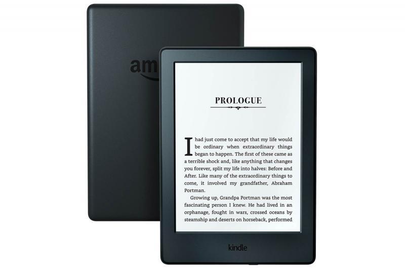 Amazon Kindle 8 4GB Ebook csomag