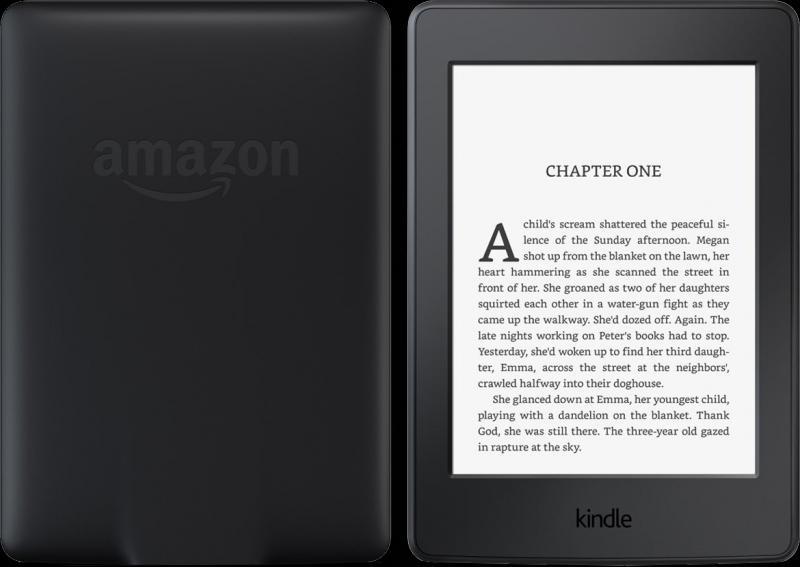 Amazon Kindle Paperwhite 3 (2015) 4 GB Ebook olvasó Fekete