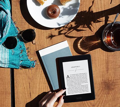 Amazon Kindle Paperwhite 3 (2015) Gyártói újracsomagolt Ebook olvasó