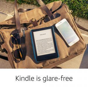 Amazon Kindle 10 (2019) 4GB Ebook olvasó Gyártói változat Reklámmentes