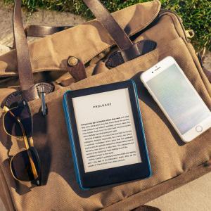 Amazon Kindle 10 (2019) 4GB Ebook olvasó Reklámmentes Fehér újracs.