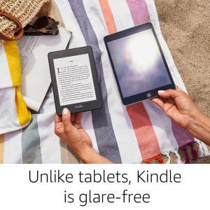 Amazon Kindle Paperwhite 4 (2018) 32 GB Ebook olvasó Fekete 3 Év garancia