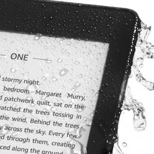 Amazon Kindle PaperWhite 4 (2018) 8 GB Ebook olvasó Reklámmentes Fekete