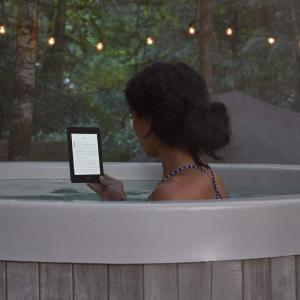 Amazon Kindle PaperWhite 4 (2018) 8 GB Ebook olvasó Reklámmentes Fekete 3 Év Garancia