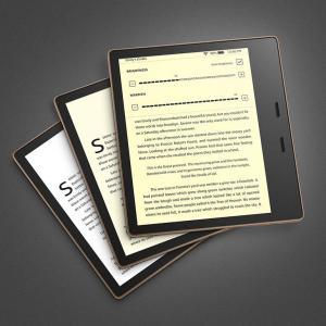 Kindle Oasis 3 generáció 32GB + 4G Reklámmentes