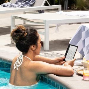Kindle Oasis 3 generácó Reklámmentes