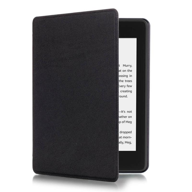 Kindle 10 mágneses Védőtok Fekete