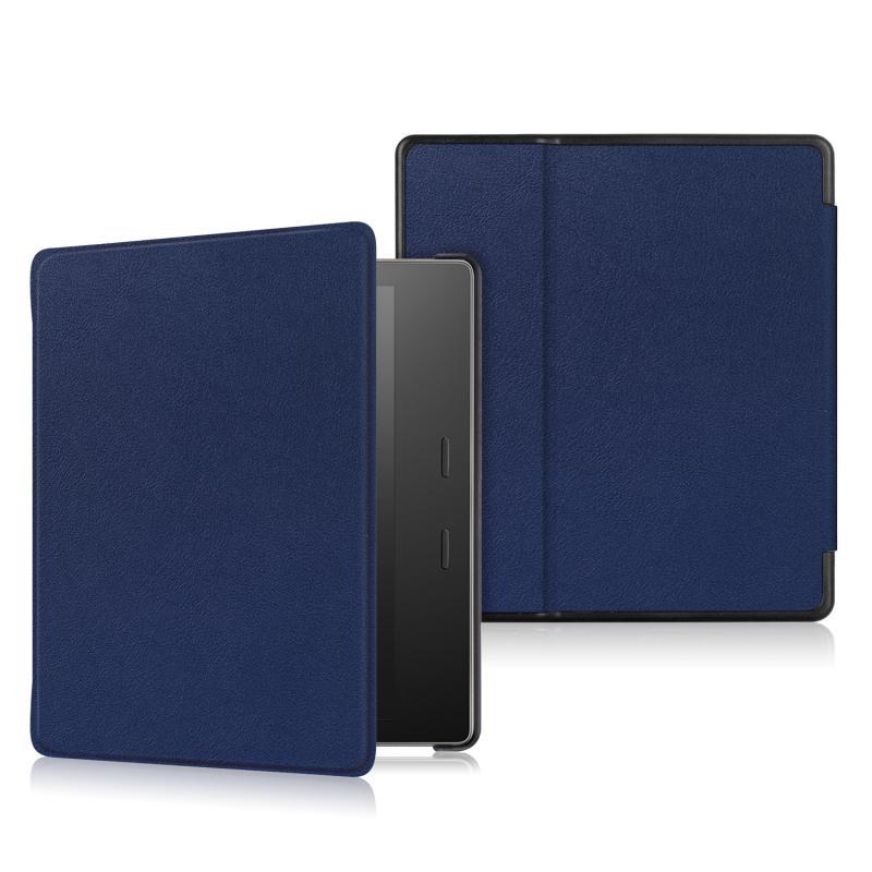 Kindle Oasis 2-3 generáció Védőtok Sötétkék