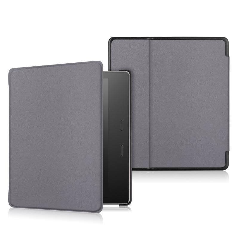 Kindle Oasis 2-3 generáció Védőtok Szürke