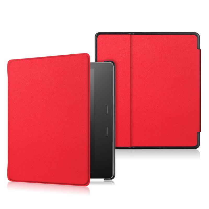 Kindle Oasis 2-3 generácó Védőtok Piros