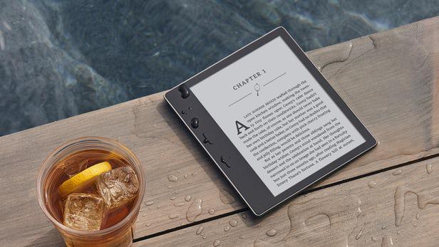 Kindle Oasis 2 generácó Reklámmentes 3 Év Garancia