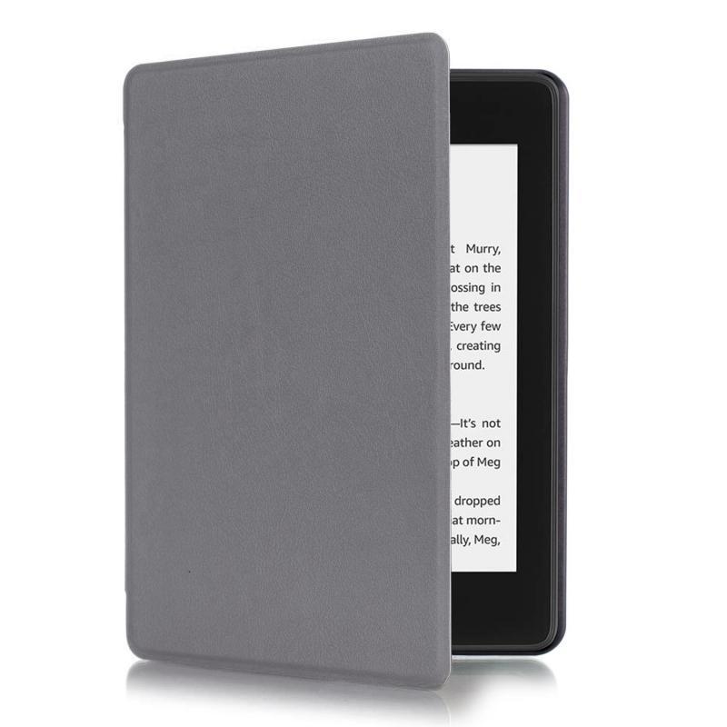 Paperwhite 4 mágneses Smart Védőtok Szürke