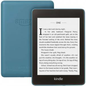 Amazon Kindle Paperwhite 4 (2018) 32 GB Ebook olvasó Kék