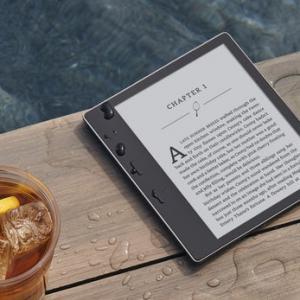 Kindle Oasis 2 generácó 32GB Reklámmentes