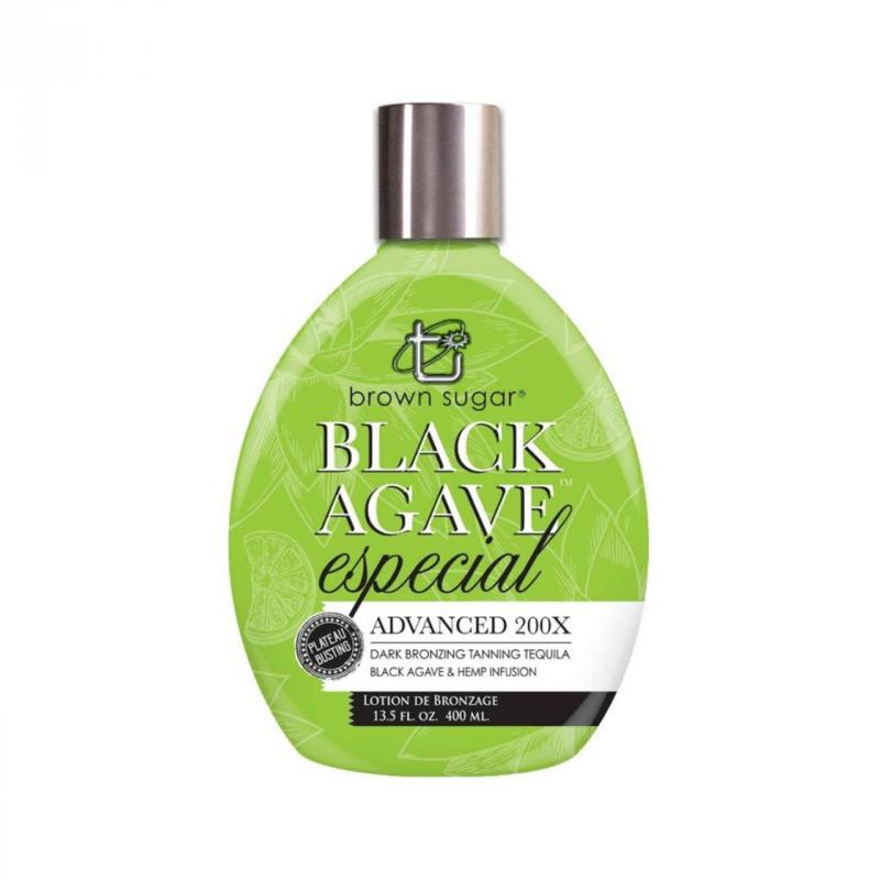 BLACK AGAVE especial 200x 400ml