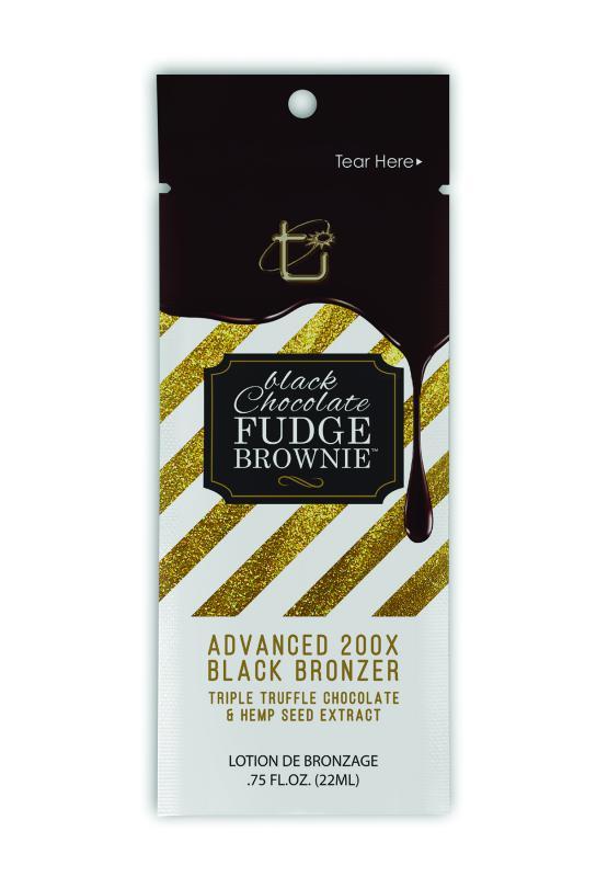 Black Chocolate Fudge Brownie 200x 22ml 2017. Új!