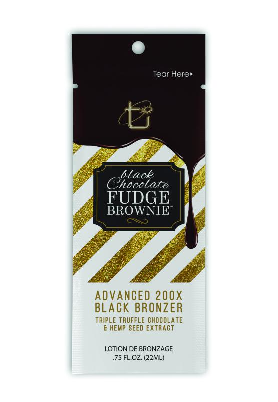 Black Chocolate Fudge Brownie 200x 22ml