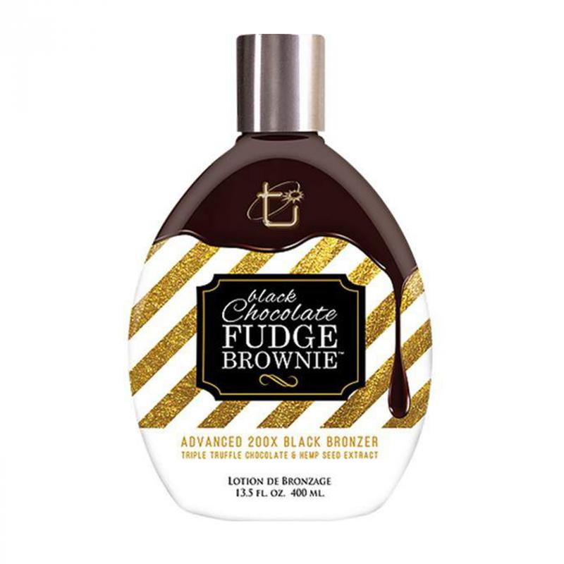 Black Chocolate Fudge Brownie 200x 400ml