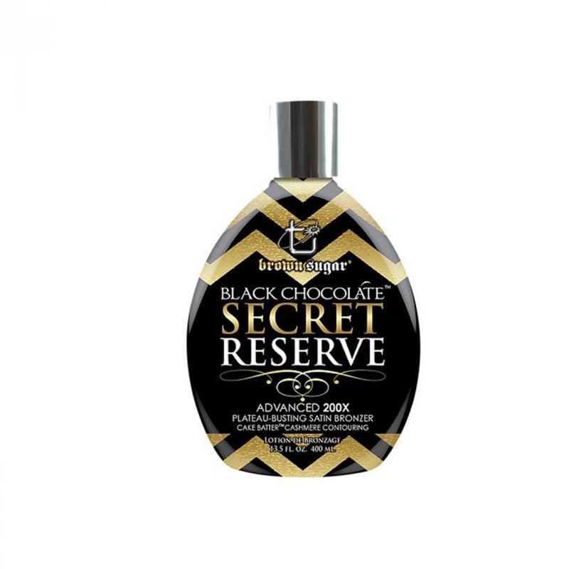 BLACK CHOCOLATE SECRET RESERVE 200x 400ml
