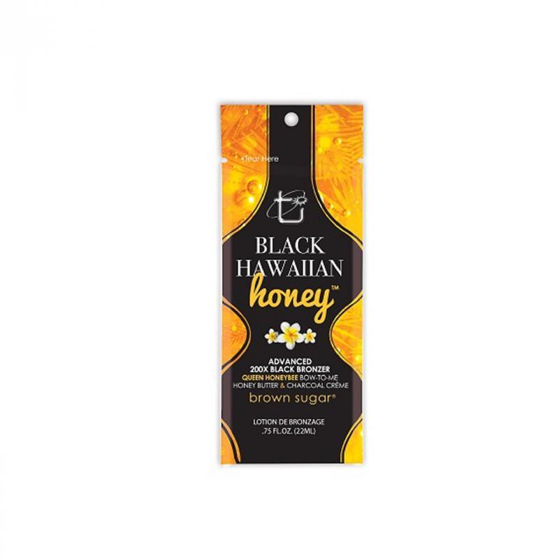 BLACK HAWAIIAN HONEY 200x 22ml
