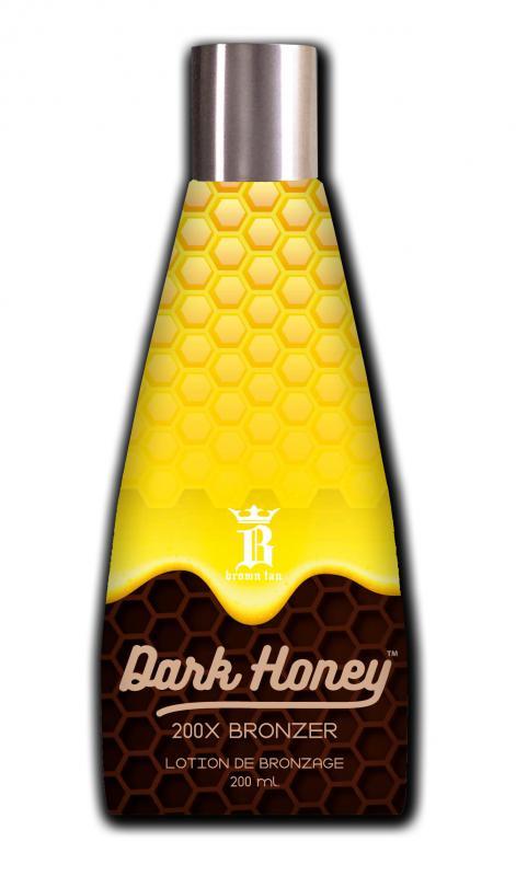 DARK HONEY 200x 200ml