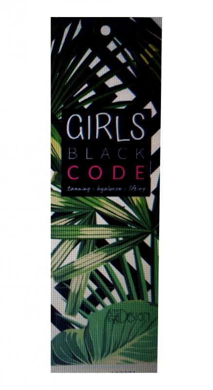 Girls Black Code 20ml