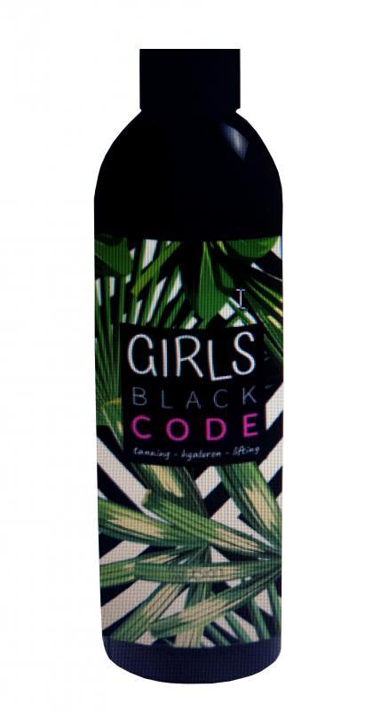 Girls Black Code 250ml