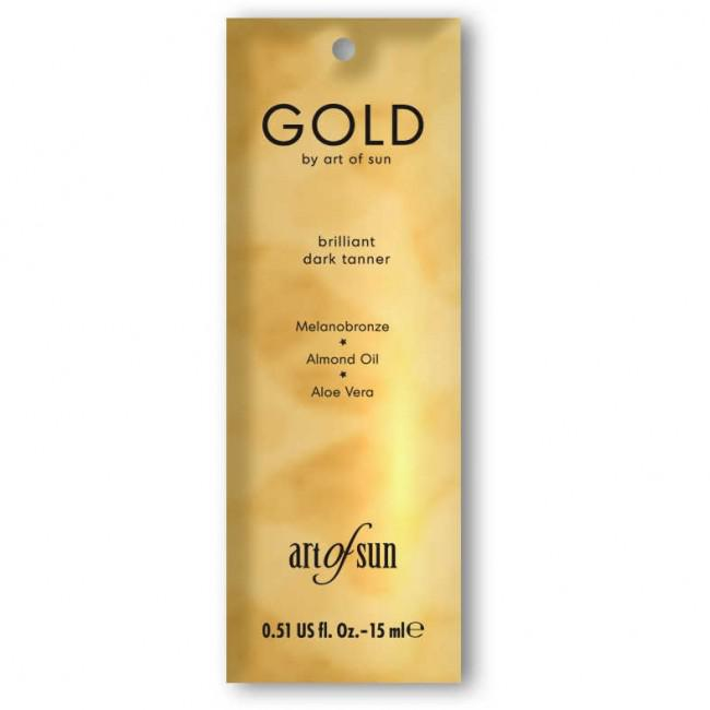 GOLD Brillant Dark Tanner