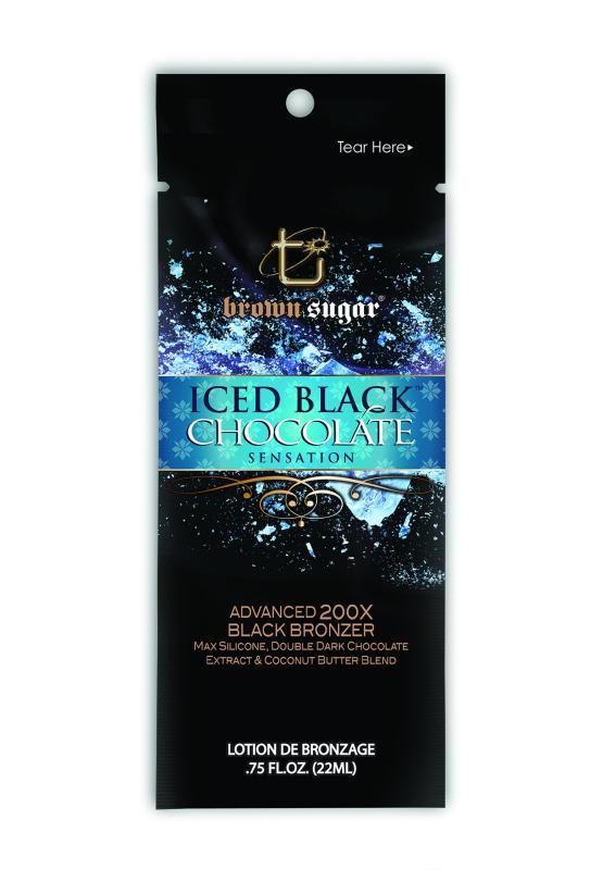 Iced Black Chocolate 200x 22ml