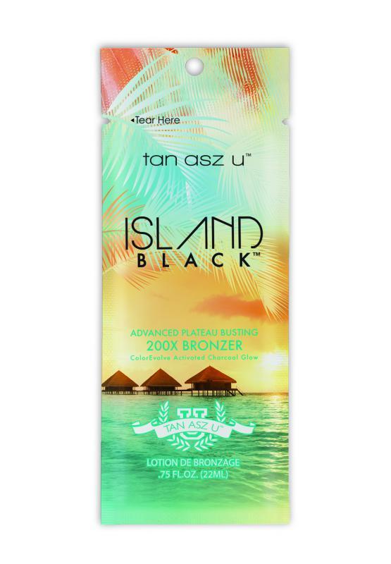 Island Black 200x 22ml 2017. Új!