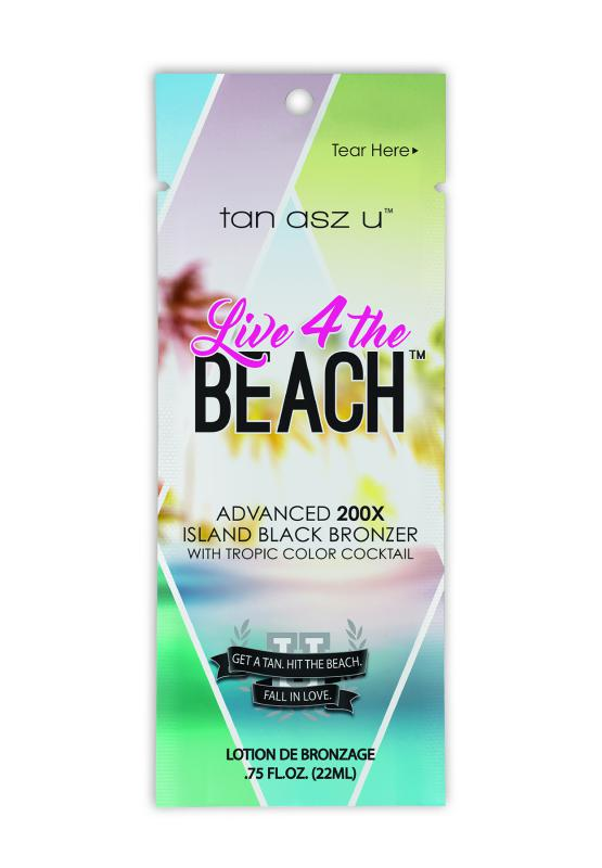 Live 4 The Beach 200x 22ml