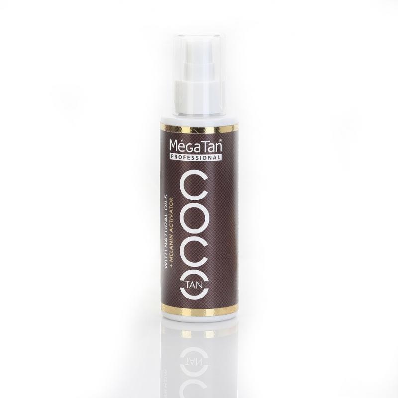 MégaTan Coco Aktivátor Olaj + Melanin - 140ml
