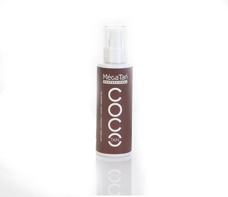 MégaTan Coco Natural Olaj - 140ml