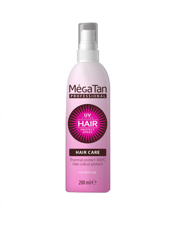 MégaTan UV & Color Protect Hair Spray 200 ml