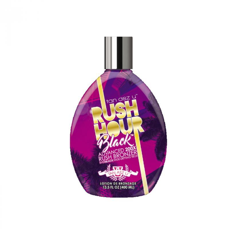 Rush Hour Black 200x 400ml