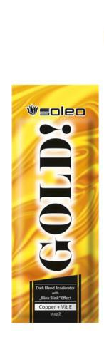 Soleo Gold 10x15ml