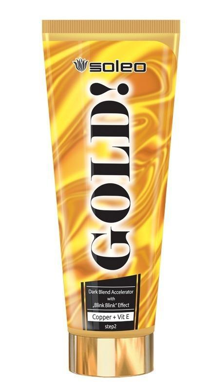 Soleo Gold 2x200ml