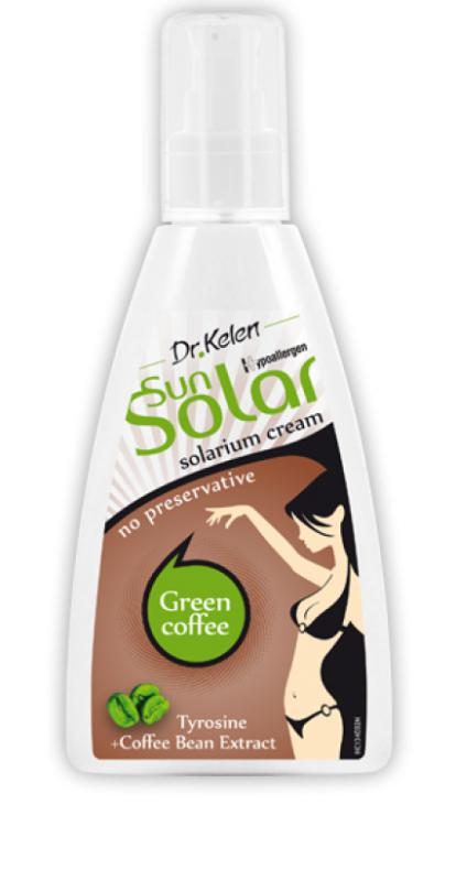 SUNSOLAR GREEN COFFE 150ML