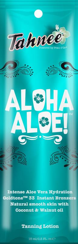 TAHNEE ALOHA ALOE 15ml